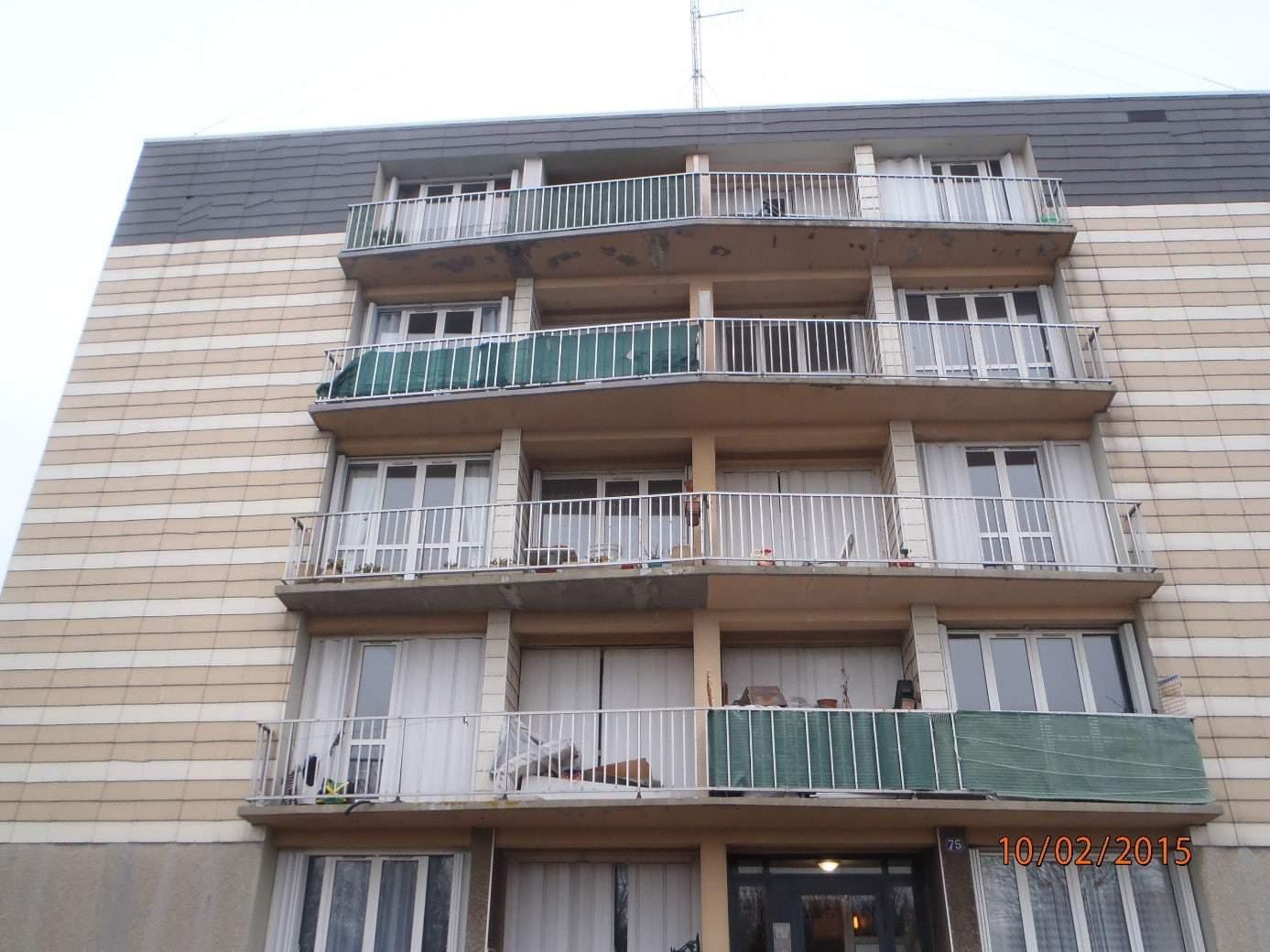 inspection de 75 balcons