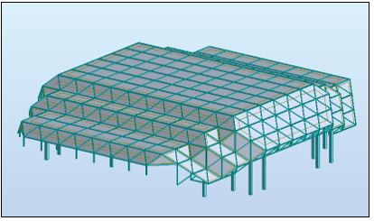 calcul de structure charpente