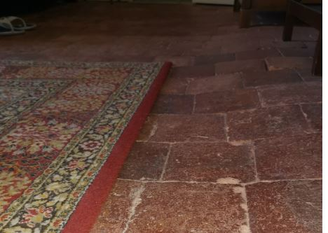Déformation plancher bois