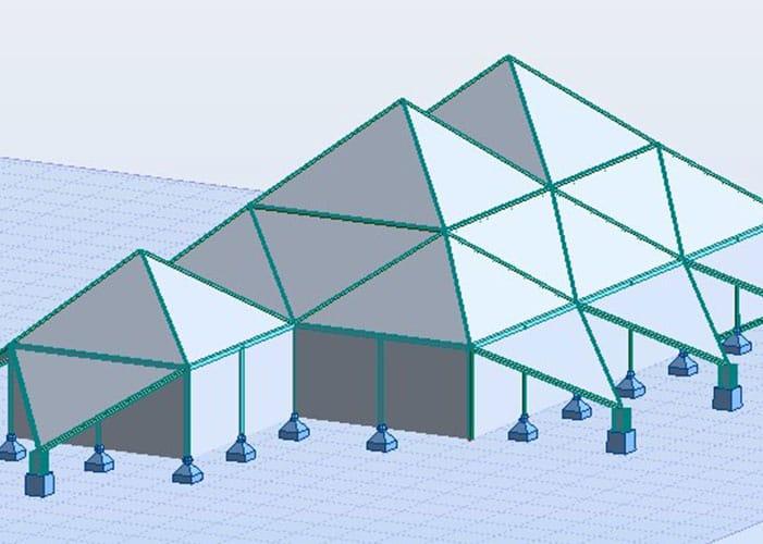 Modélisation et calculs de structures
