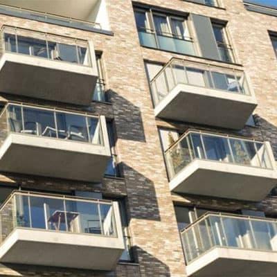 Diagnostic balcons en béton