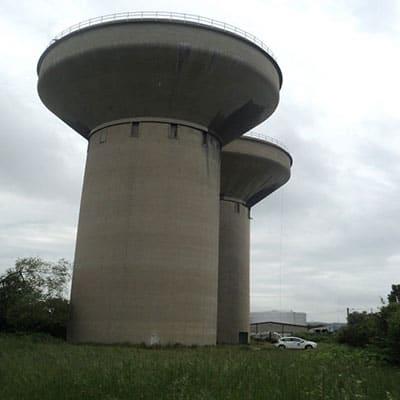 Diagnostic structurel châteaux d'eau et ouvrages génie civil