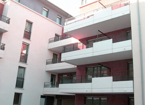 Diagnostic de balcon