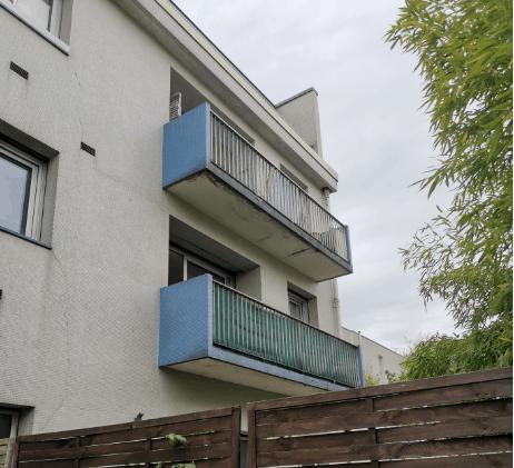 Diagnostic balcon paris